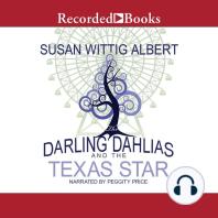 Darling Dahlias and the Texas Star