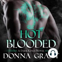 Hot Blooded: Dark Kings, Book 4