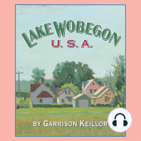 Lake Wobegon U.S.A.