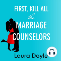 First, Kill All the Marriage Counselors