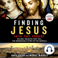Finding Jesus: Six Holy Objects that Tell the Remarkable Story of the Gospels