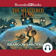 Alcatraz vs the Shattered Lens