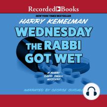 Wednesday the Rabbi Got Wet: A Rabbi Small Mystery, Book 6