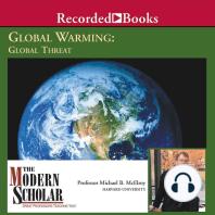 Global Warming, Global Threat