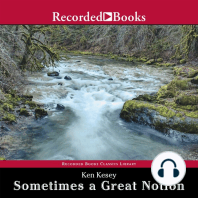 Sometimes a Great Notion (Modern Classic)