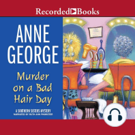 Murder On A Bad Hair Day