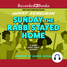 Sunday the Rabbi Stayed Home: A Rabbi Small Mystery, Book 3