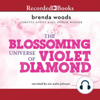 Blossoming Universe of Violet Diamond