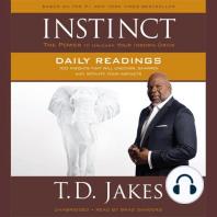INSTINCT Daily Readings