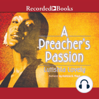 A Preacher's Passions