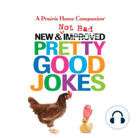 New and Not Bad Pretty Good Jokes