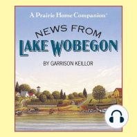 News from Lake Wobegon: A Prairie Home Companion