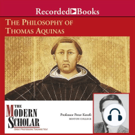 The Philosophy of Thomas Aquinas
