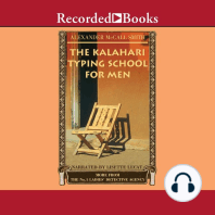 Kalahari Typing School for Men