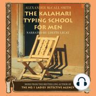 Kalahari Typing School for Men