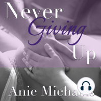 Never Giving Up