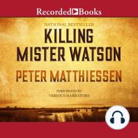 Killing Mister Watson