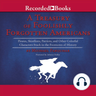 Treasury of Foolishly Forgotten Americans