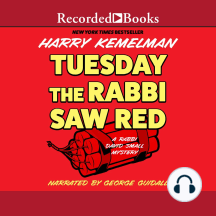 Tuesday the Rabbi Saw Red: A Rabbi Small Mystery, Book 5