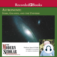 Astronomy II: Stars, Galaxies, and the Universe