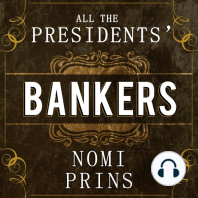 All the Presidents' Bankers