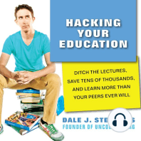 Hacking Your Education