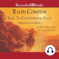 Trail to Cottonwood Falls