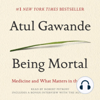 Being Mortal: Medicine and What Matters in the End
