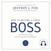How to Become a Great Boss