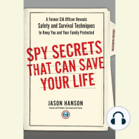 Spy Secrets That Can Save Your Life