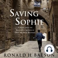 Saving Sophie