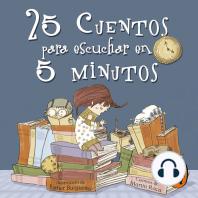 25 cuentos para escuchar en 5 minutos