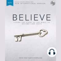 Believe, NIV (Voice Only)