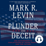 Plunder and Deceit