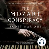 The Mozart Conspiracy: A Thriller