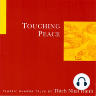 Touching Peace