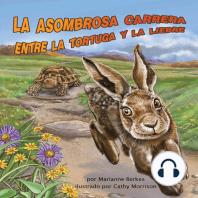 La asombrosa carrera entre la tortuga y la liebre