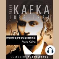 Informe para la Academia