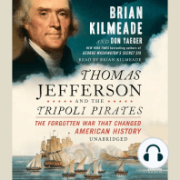 Thomas Jefferson and the Tripoli Pirates