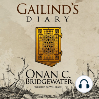 Gailind's Diary: The Diary