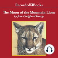 The Moon of the Mountain Lions