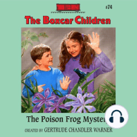 The Poison Frog Mystery