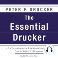 The Essential Drucker