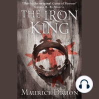The Iron King (Accursed Kings, Book 1)