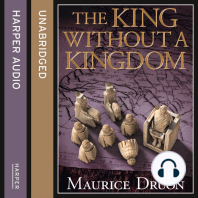 The King Without a Kingdom (Accursed Kings, Book 7)