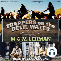 Trappers On The Devil Water