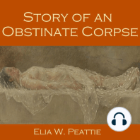 Story of an Obstinate Corpse