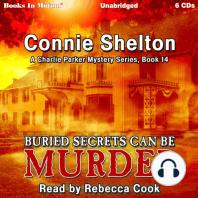 Buried Secrets Can Be Murder