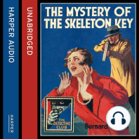 The Mystery of the Skeleton Key (Detective Club)