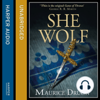 The She-Wolf (Accursed Kings, Book 5)